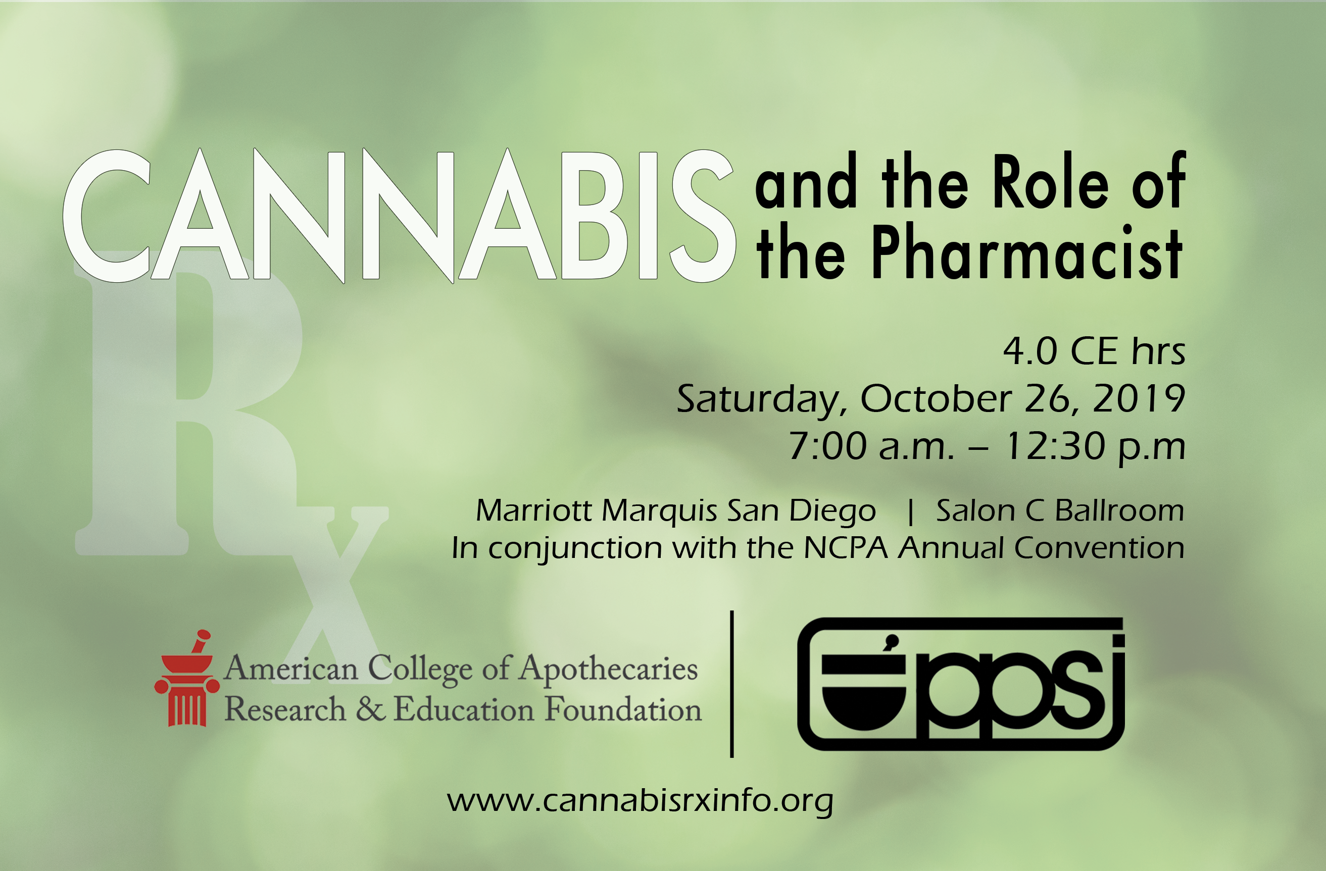 Cannabis Symposium